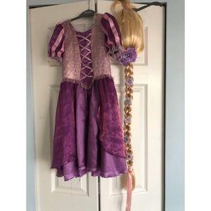 Disney Costumes - Kids Halloween Costume. Disney princess Rapunzel